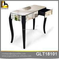 Modern vanity dresser with mirror, dressing table mirror price