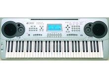 popular y barato teclado de órgano electrónico