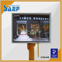 "8"" tft lcd module SVGA 800x600 dots with RGB interface with resistance touch screen"
