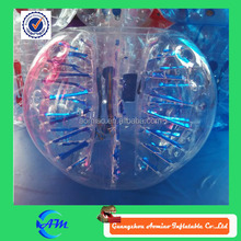 New style fluorescent light bubble ball soccer, cool soccer balls, light up soccer ball for sale
