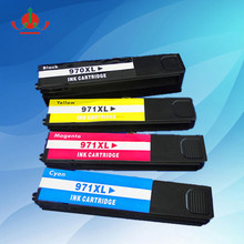 Refilled ink cartridges for HP 970XL 971XL