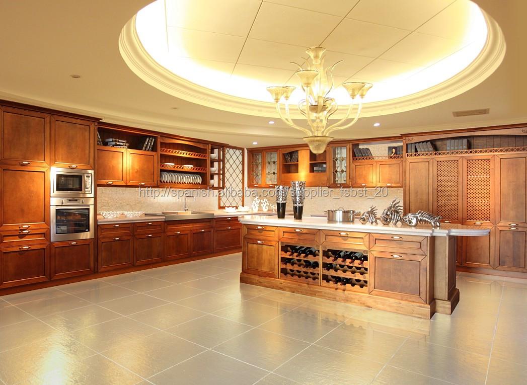 Dise os de cocinas grandes casa dise o casa dise o for Disenos de cocinas grandes