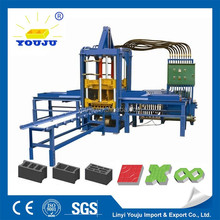 Investment Products!! Concrete block making machine price in india QTF3-20 concrete block machine