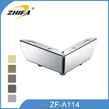 Attracive design furniture assembly hardware sofa legs