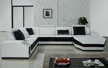 2015 minnie mouse kids sofa genuine leather material and modern appearance sofa u shape leather corner sofa