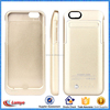 New Products 2016 Li-Polymer Battery Case for iPhone , High Quality Power Case Battery for iPhone 6/6plus