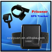 gps tracking bracelet for police man