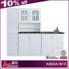 preços de fábrica K802 série montar armários de cozinha artesanato removíveis