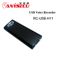 operating System Windows XP RC-USB-H11 voice recording security recorder