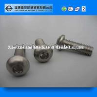 Galvanized Torx Socket Head Bolt m8