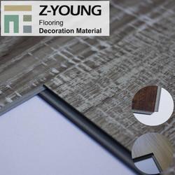 "6""*48"" UV Coating Surface Treatment Vinyl Tile Flooring Adhesive"
