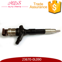 Popular useful brand new fuel injector element for toyota hilux OEM: 23670-0L090