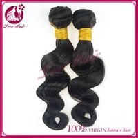 Famous types restore brazilian hair color naturally long/short human hair for black women 10 inch loose wave brazilian hair