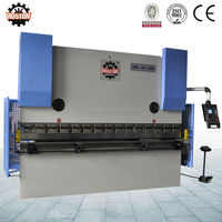 Hoston brand professional suppiler hydraulic press brake with tools clamping optional