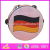 Hot sale high quality toy drum, Wooden Musical instruments toy drum, fashion style musical toy drum WJ278116