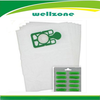 Mouse over image to zoom NUMATIC NV450, NV500, NV575 MODEL VACUUM CLEANER DUST BAGS 1 x 10 PK