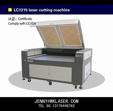acrylic 150W laser cutter LC1512 laser engraving cutting machine with aut focus honeycomb