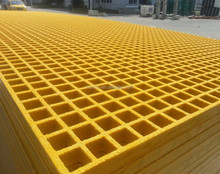 Passed ISO Level A FRP molded grating/grates