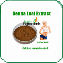 herbal loss weight india senna leaf extract calcium sennosides a b