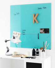 Office using glass writing white board 100x150cm