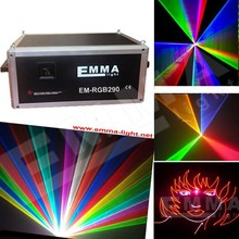 7000mw Holiday 3D sd Laser Light Animation RGB Full Color music festival Laser Show Light