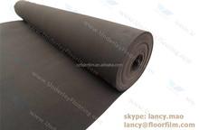 recycled polyurethane foam eva wood grain eva foam sheet waterproof flooring underlayment