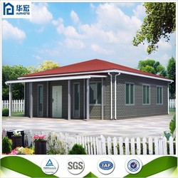 SGS Certified hot sale fexible layout modern prefab homes for sale