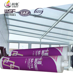 structural glass roof weathering silicone sealant