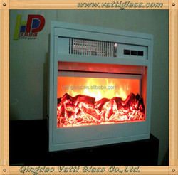 High Resistant To Heat 700 Dregree Ceramic Glass For Heating Radiators