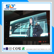 Digital Display Single Red LED Panel P7.62 Outdoor