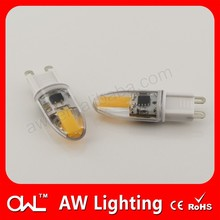 alibaba express in spanish high power Dimmable spotlight G9 20w led bulb