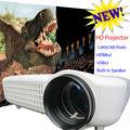 mejor proyector industrial LED 1280x768 píxeles proyectores de vídeo HDMI para el sistema de cine en casa en 3D