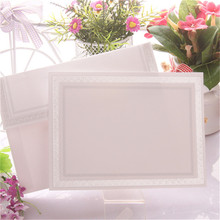 in stock with good price 5x7 card envelopes