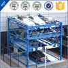 four post smart robotic stacker parking for home garage car parking
