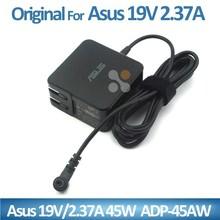 berlaku antarmuka laptop yang sama original AC adaptor for ASUS untuk 19V 2. 37A 45W 5.5 * 2.5 mm