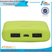 Portable power bank for 2015 new product power supply 15000mah