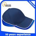 el panel 6 personalizadas para adultos llano barato al por mayor del deporte del béisbol cap fabricación