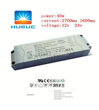 Mean Well PV-CV-40 40W 12V Meanwell LED Power Supply LED Driver