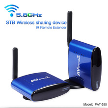 5.8GHz Anti-interference Wireless Transmitter and Receiver Record Player PAT-530