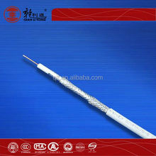 China Manufacture 75 ohm coaxial cable for satellite with best price
