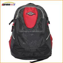 Durable big capacity man pattern backpack