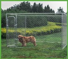 Wire mesh large dog cage/dog run kennels/dog run fence panels