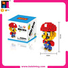 10210144 creative gifts 205 PCS ABS plastic nano block in China for kids