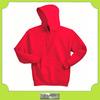 customized red plain men's fashion sweatshirt