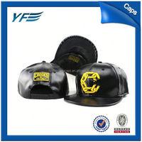 Custom-Made Wholesale 5 Panel Woven Label Snapback Hat/Best Snapback Hats Website/Blank Denim Snapback