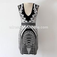 reciente moda de material de rayón boutique de ropa de las mujeres