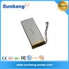 Shenzhen Battery Supplier 3.7v battery holder 4000mah