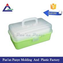 New hot sale plastic storage box for artist