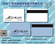 M1 Hotel key card with Magnetic stripe