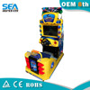 2015 new arrival kids video playing manufacture arcade for shopping center mall arcade games car race game